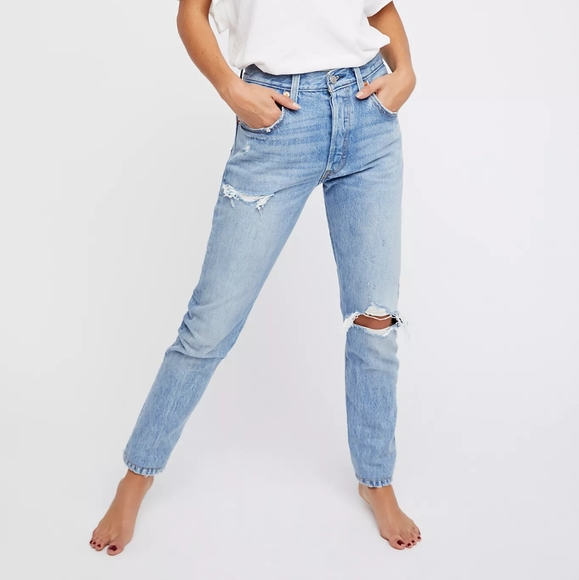 Levi's 501 in Can't Touch This size 26 NWT